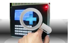 SC ID-Finger Tiempo y Asistencia con huella