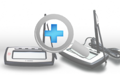MSP-2000  Tablero para captura de firmas con pantalla LCD interactiva