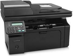 Impresora Laserjet HP M1212NF