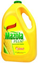Aceite con Omega Mazola Plus
