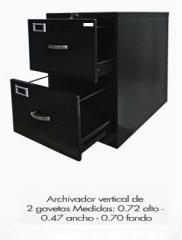 Archivo Vertical 0,72x0.47x0.70.