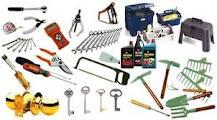 Útiles para el bricolaje, la construcción y las