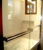 Puertas de Baño Corredizas