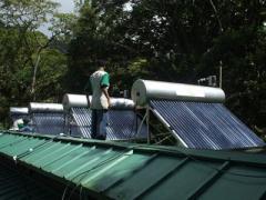 Calentadores Mundo Solar