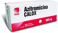 Azitromicina Calox