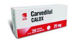 Carvedilol Calox