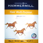 Papel Hammermill Tamaño Carta Blancura 96%