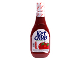 Salsa Ketchup de 420 g. en envase de Pete con