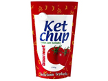 Salsa Ketchup de 200 g. en envase Doypack con