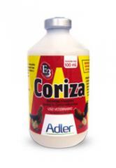 Solución inyectable 09 Advac Coriza