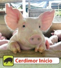 Alimento rico en proteínas Cerdimor Inicio®
