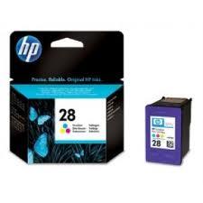 Cartuchos de Tinta HP 28 (C8728A) Tri Color