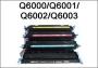 Cartuchos de Tóner Color Q6000/Q6001/Q6002/Q6003