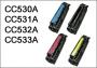 Cartuchos de Toner Color CC530A/CC531A/
