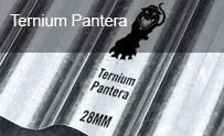Perfil ondulado Ternium Pantera (galvanizado) o
