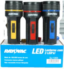 Linternas para Hogar 3-LED Rayovac