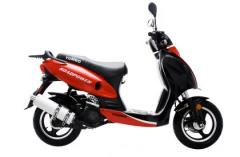 Scooter Yumbo RoadPower 125