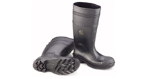 Rubber Safety Boots Buffalo Black