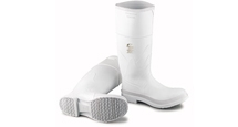 Rubber Safety Boots Buffalo White