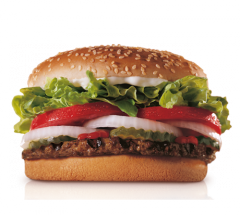 Hamburguesa Whopper®