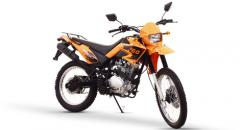 Motocicleta Off Road Dual Trail 200
