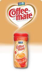 Sustituto de crema en polvo para café