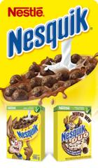 Bolitas de maíz  Nesquik® Cereal