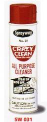 Limpiador Crazy Clean. SW 031