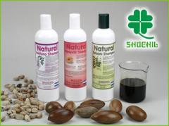 Línea de Shampoo con Ingredientes Orgánicos