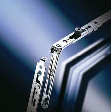 Accesorios para puertas y ventanas de Aluminio