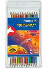 Colores Facela Mercury 12/24 46