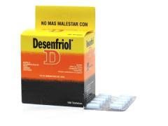 Desenfriol® D Tablecaps