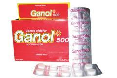 Ganol® 500 Tabletas