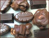 Chocolates libres de azúcar
