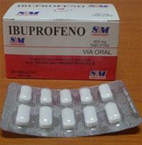 Ibuprofeno (400mg)
