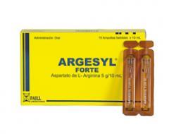Argesyl Forte Ampollas Bebibles x 10ml