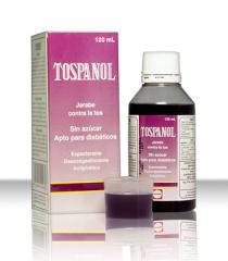 Medicamento para el tratamiento de la tos seca