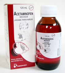 Acetaminofen Jarabe