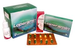 Antidiarréico Loperamin Gotas