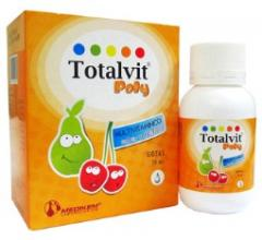 Multivitamínico Totalvit Poly
