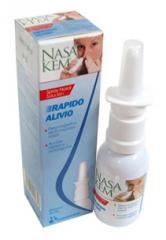 Descongestivo de la mucosa nasal Nasakem Spray