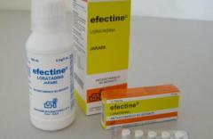 Anti Histamínico       Loratadina