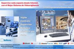 Sistema de CCTV para centros comerciales