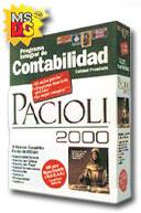 Pacioli 2000, Software de contabilidad