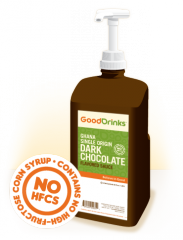 Ghana Single Origin Dark Chocolate Sauce