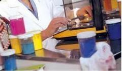 Resinas, aditivos, equipos  de la industria de la