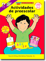 Libro CD-4498 Actividades de Preescolar