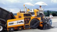 Maquinas Pavimentadoras LeeBoy
