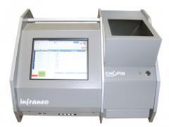 Analizador de infrarrojos indispensable El
