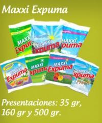Detergente multiusos Maxxi Expuma